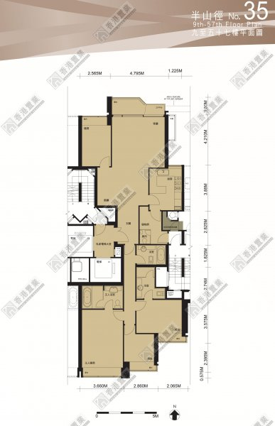 To Kwa Wan Flat 35 High Floor Celestial Avenue 35 Phase 1 Celestial Heights Find Property Hong Kong Property